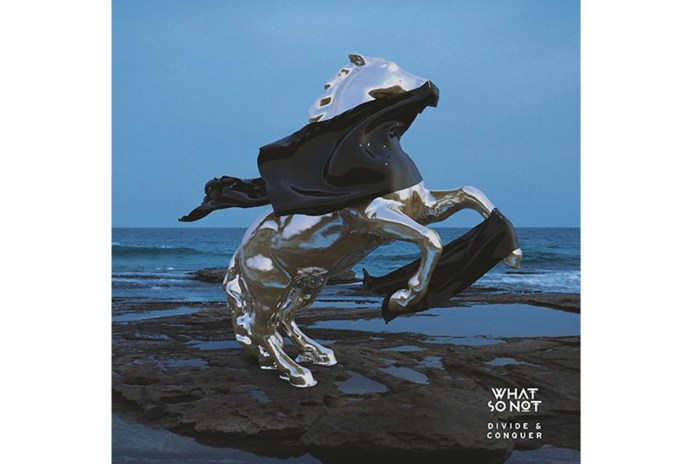 Stream What So Not's New 'Divide & Conquer' EP