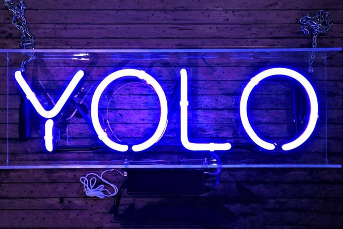 The Day Has Come: YOLO Has Been Added to the Oxford English Dictionary