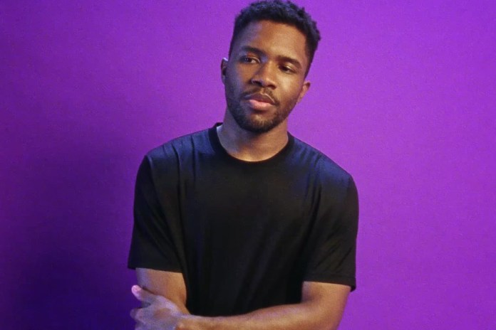 Frank Ocean's First Major Interview Since 'Blonde' is Coming