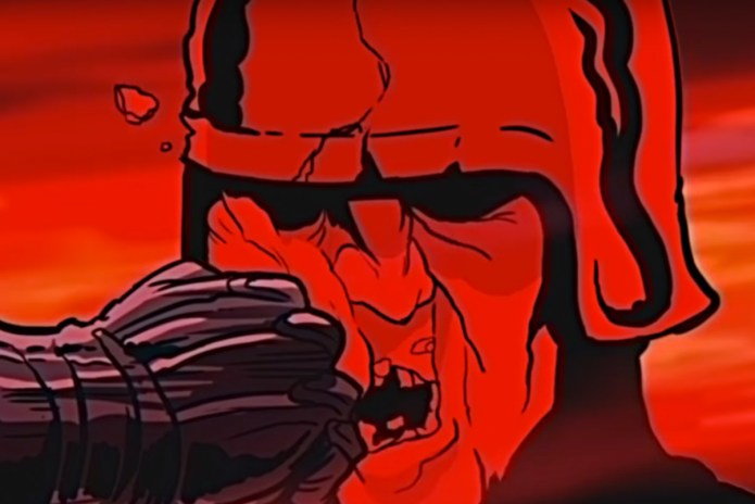"Zeds Dead, Diplo & Elliphant Channel Old School Action Cartoons for ""Blame"" Video"