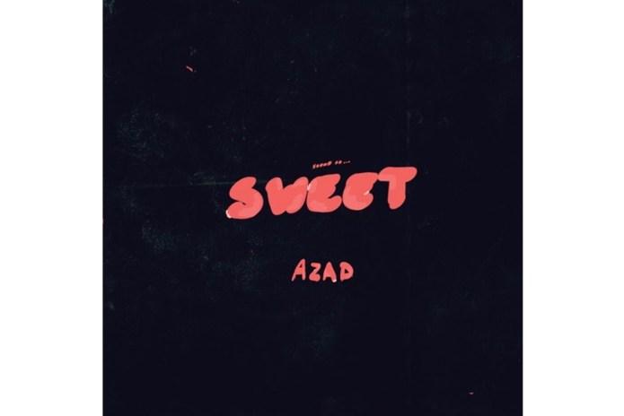 "Azad Shares New HU₵₵I-Produced ""Sweet"""