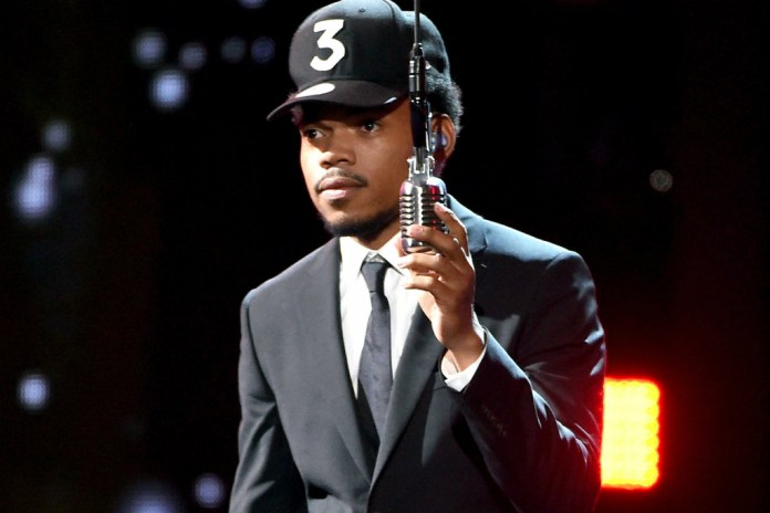 Chance The Rapper Endorses Hillary Clinton