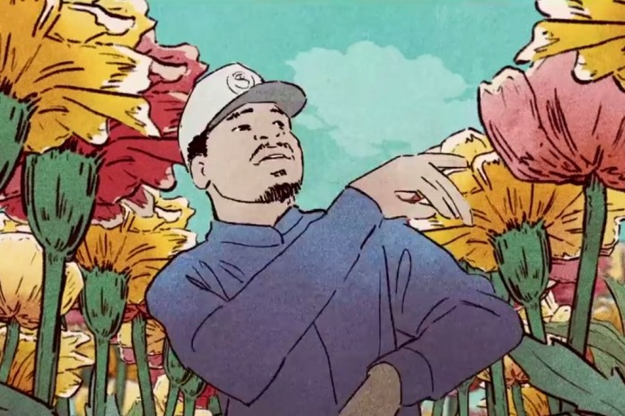 "Chance the Rapper Joins Supa Bwe for Animated ""Fool Wit It"" Video"