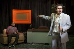 Eric Andre Pushes Flavor Flav to His Limits for 'The Eric Andre Show'