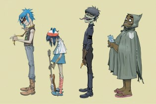 Gorillaz Share 'The Book of Russel'