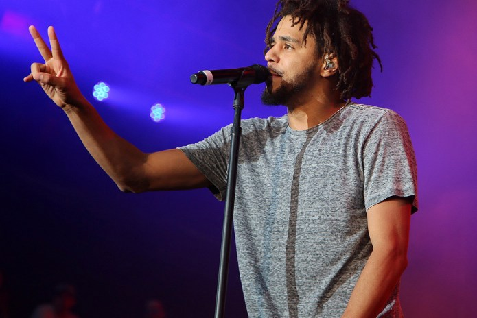 """J. Cole Says That His Show at Meadows Festival Will Be His Last """"For a Very Long Time"""""""