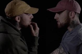 Watch Mac Miller Interview Himself