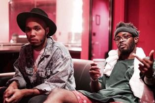 "NxWorries (Anderson .Paak & Knxwledge) Share New Single, ""Get Bigger / Do U Luv"""