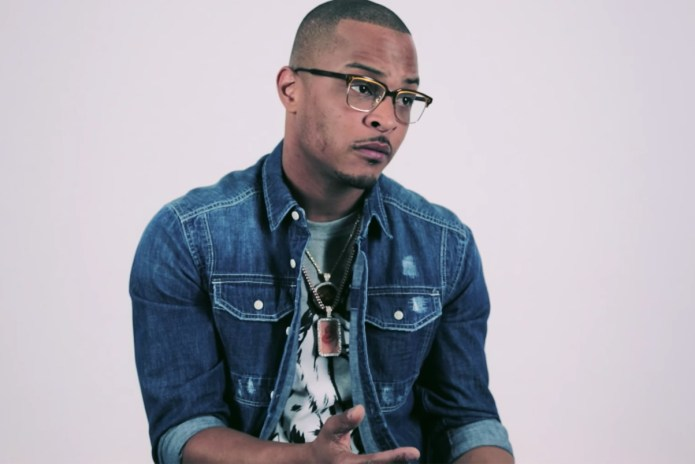 T.I. Reveals Why He Votes