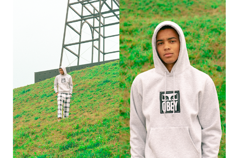 OBEY Printemps 2019 Collection Lookbook