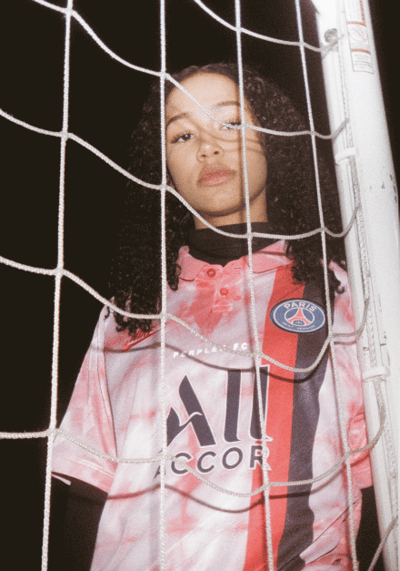 Photos Perplex FC x Nike x PSG