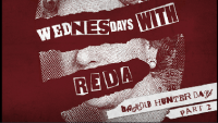 WEEKEND WITH REDA -- Harold Hunter Day Part 2