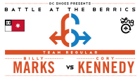 BATB 6 -- Billy Marks vs Cory Kennedy