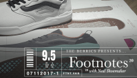 FOOTNOTES -- with Neal Shoemaker