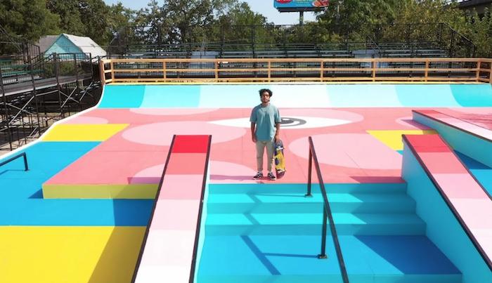 Zumiez Introduces Drigo—The Artist Behind Best Foot Forward 2019's Mural