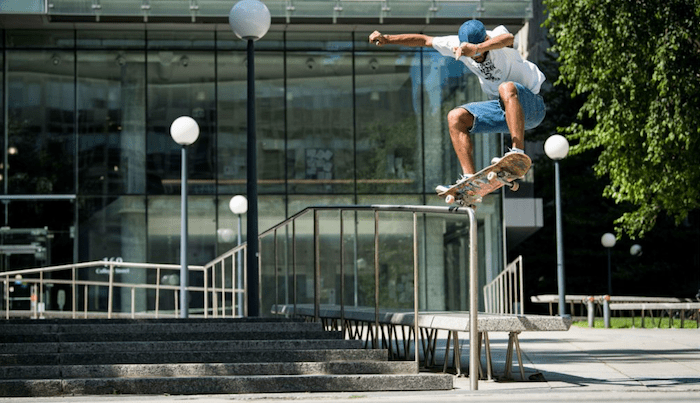 CONS' Bobby De Keyzer & Sage Elsesser Take 'Converse Case Study' To The Streets