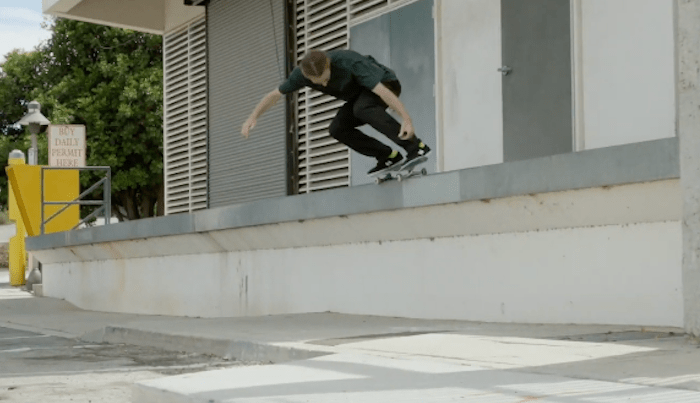 Jake Hayes & The Sunday Boys Rep Australia In Thunder Edit