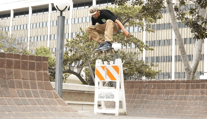 Watch This Raw Footage Of Powell-Peralta's Riders At The DTLA Brick Quarterpipes