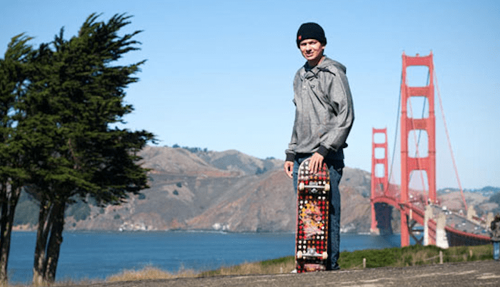 Chico Brenes Hits Some Classic SF Spots In Latest Spitfire Video