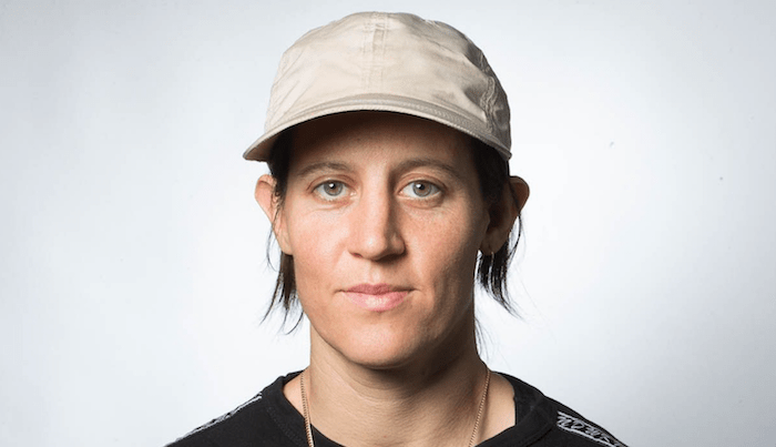 Alexis Sablone Talks About Ankle Sprains & More On 'Old Friends' Podcast