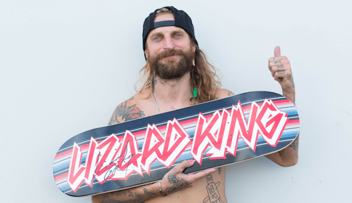 Lizard King Leaves Deathwish After 12 Years