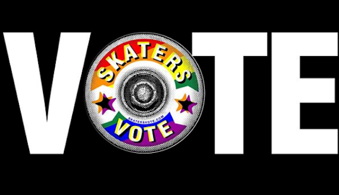 'Skaters Vote' Reminds You That Today Is The Day