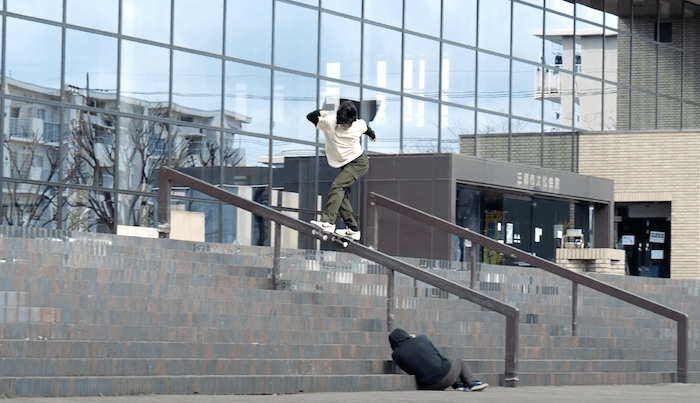 Yuto Horigome & Nike SB Japan Team Go 'Pop' In Latest Video