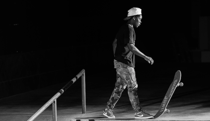 Real Releases Zion Wright's Latest Part