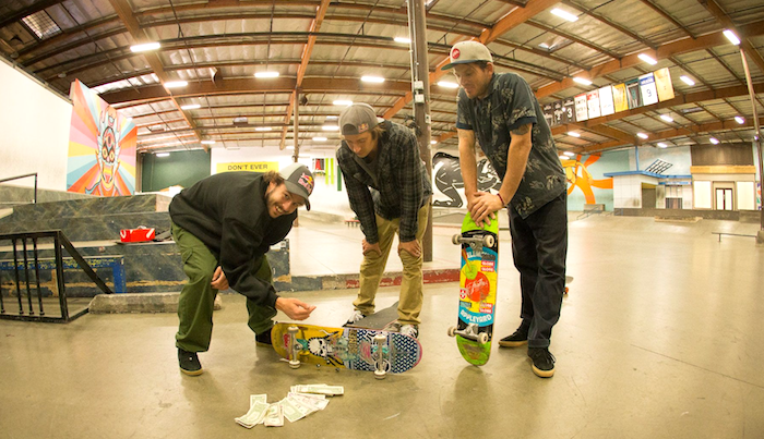 Canada's First National Skateboarding Team Is Announced