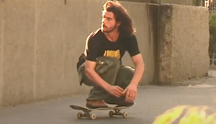 Quartersnacks Premieres Latest Antonio Durao Part In 'The Hardbody Video'