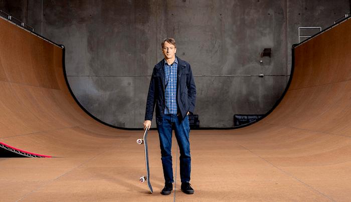 Tony Hawk Shares His Secrets For Long-Term Brand Growth
