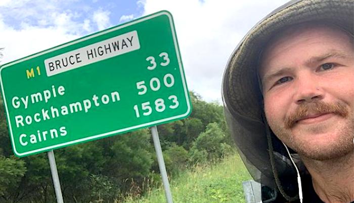 Tom Drury Is Skateboarding 2,500 Miles To Raise Money For Laos Skatepark