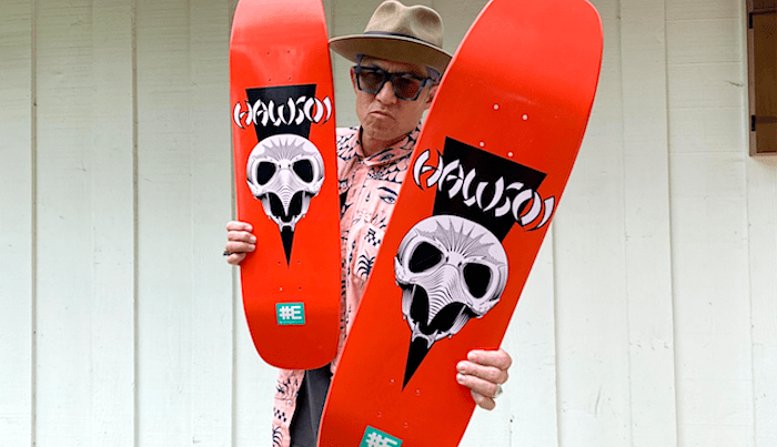 The 'Everybody Skates' Hawsoi Deck Drop Sold Out In 3 Minutes