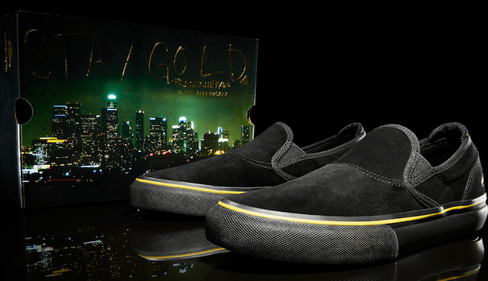 Emerica Celebrates Ten Years Of 'Stay Gold'