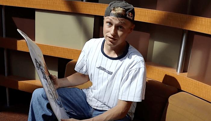 Santa Cruz Kicks Off 'What I'm Riding' With Jake Wooten
