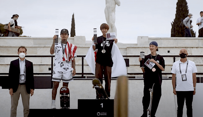Watch World Skate's Rome 2021 World Championships Recap Here