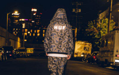 Huf Worldwide Is Making Night Moves With Fall Apparel Drop