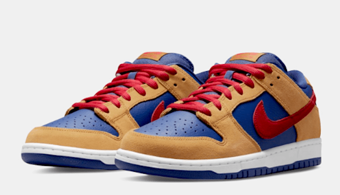 Nike SB Dunk Low Pro Pelle Raffle Is Live Now In The Canteen!