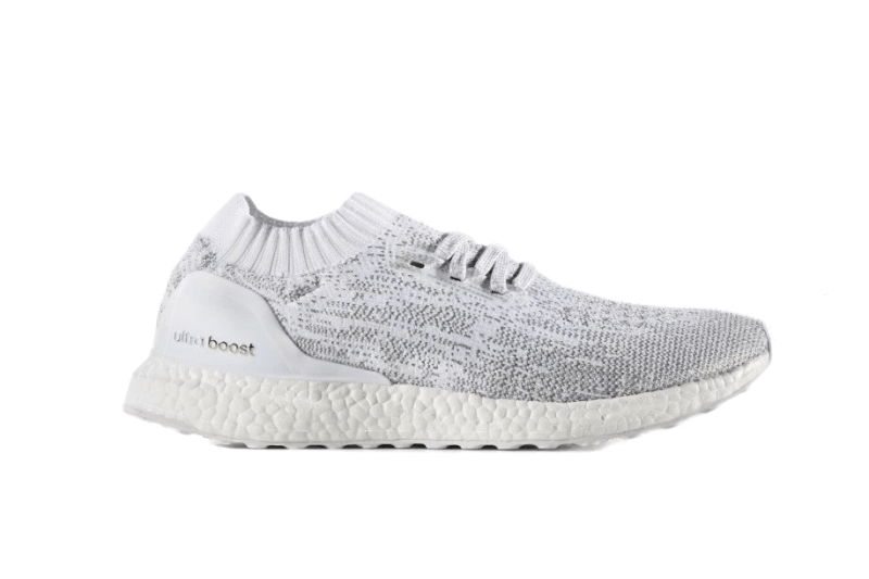 adidas UltraBOOST Uncaged White Silver