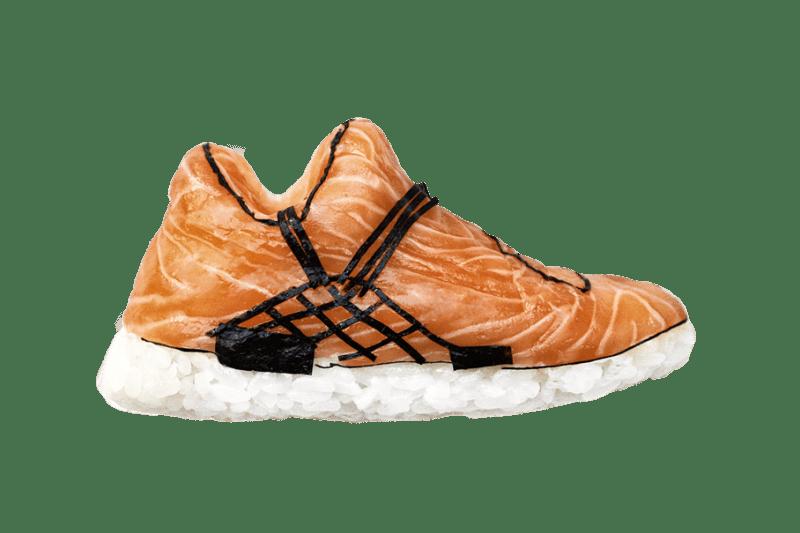 Sneaker Sushi Shoeshi Chef Yuka Hu