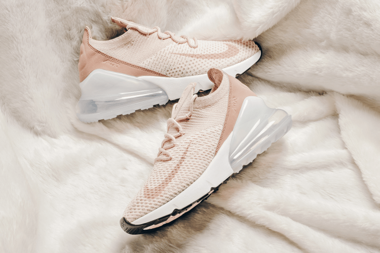 nike air max 270 flyknit rosse