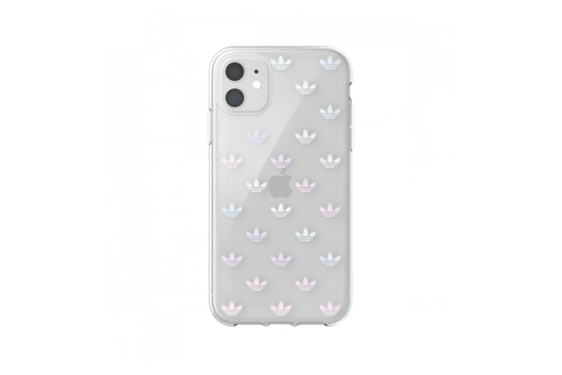 adidas Originals iPhone 11 Case Trefoil Clear All-Over