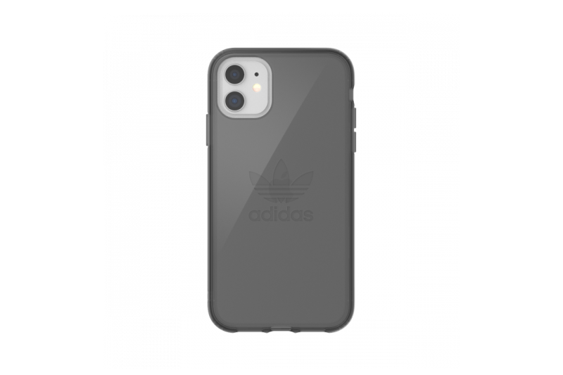 adidas Originals iPhone 11 Case Trefoil Clear Black