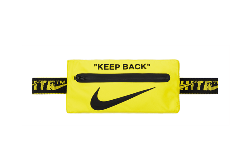 Off-White x Nike Athlete In Progress Keep Back Fanny Pack