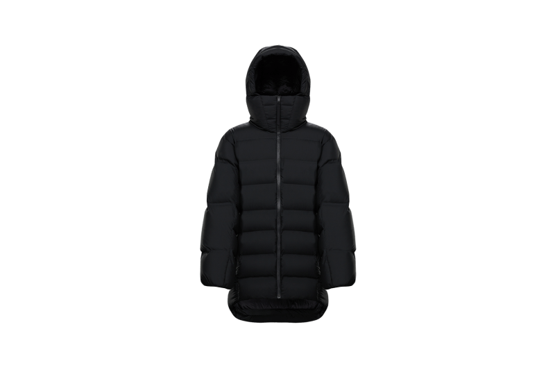 6 MONCLER 1017 ALYX 9SM Collection Puffer Coat Black