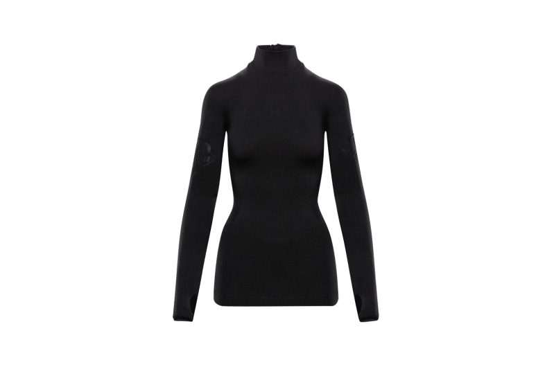 6 MONCLER 1017 ALYX 9SM Collection Turtleneck Black