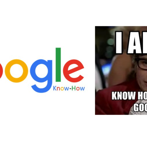 Google Know-How Header