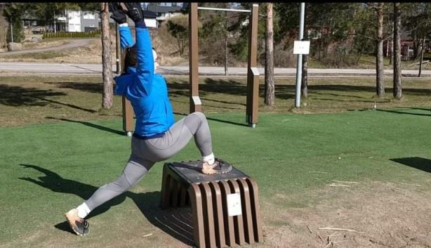 hype jasmin porvoo liikunta