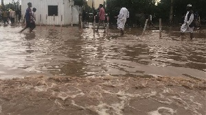Torrential rains in southern Chad since April have left nearly 6,000 people homeless