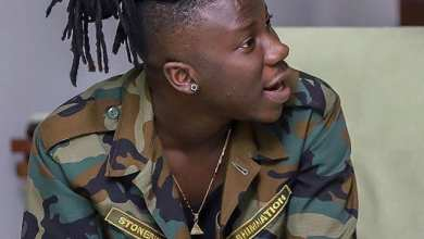 I'll win a GRAMMY as a Thank You to Ghanaians for their support – Stonebwoy